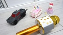 Караоке микрофон Трансформер Lolly Dolly зайка Игрушки Maria Toys