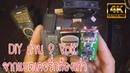 DIY ถ่าน 9 Volt จากแบตเตอรี่กล้องเก่า : DIY 9 Volt from old camera battery 4K