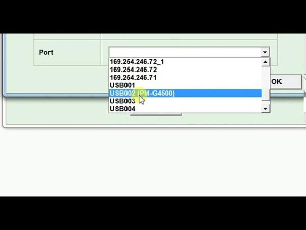 Hướng dẫn Reset EPSON PM G4500 Download Phần mềm Reset máy in Epson G4500 Adjustment Program New