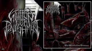 "Glutton for Punishment (USA) - ""The Mutilation Process"" 2018 Full Album"