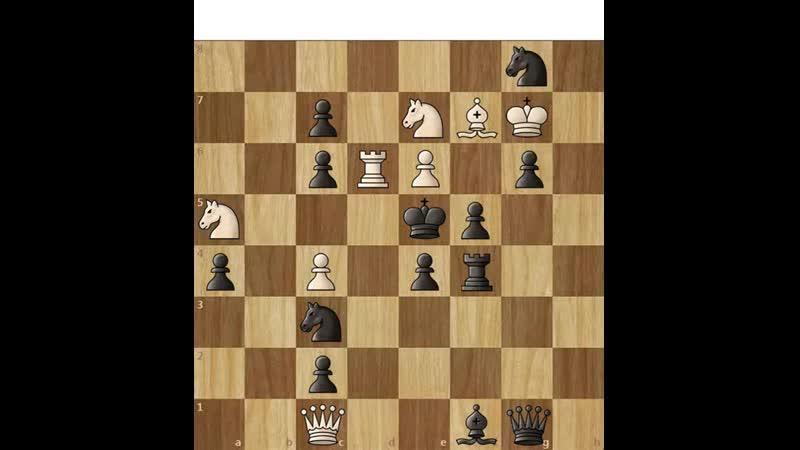 ШАХ И МАТ Шахматная задача, которая ...с в тупик (720p).mp4