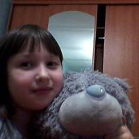 Фотография анкеты Насти Казаковой ВКонтакте