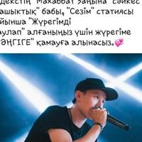 Фотография профиля Айи Мухаметкалиевой ВКонтакте