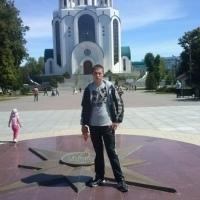 Фотография страницы Серёги Синкина ВКонтакте