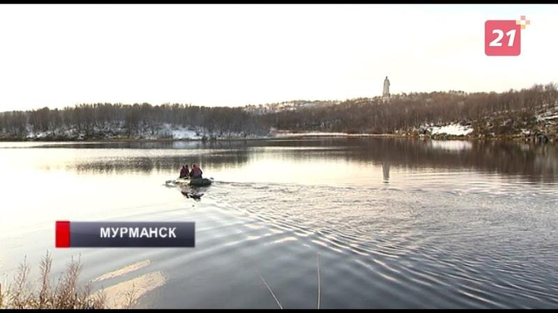 Сотрудники Кольского научного центра исследовали Семеновское озеро