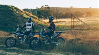Richards Brothers - Monster Army's First FMX Athletes