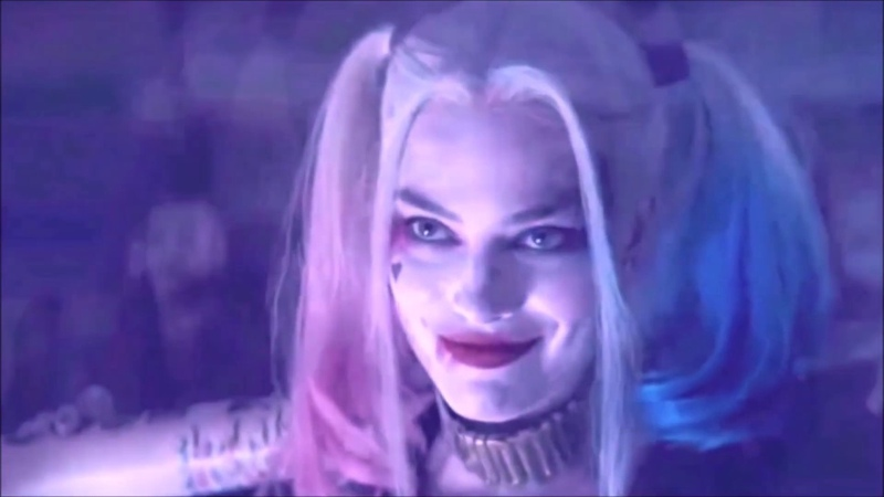 L'Amour Toujours Harley Quinn Margot Robbie Gigi D'Agostino I'll fly with you Sweet dreams Love HQ