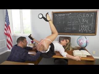 Emma Rose - Trans Students Scene 1 [Transsexual, Shemale, Hardcore, Anal, Blowjob, Bareback, Cumshot]