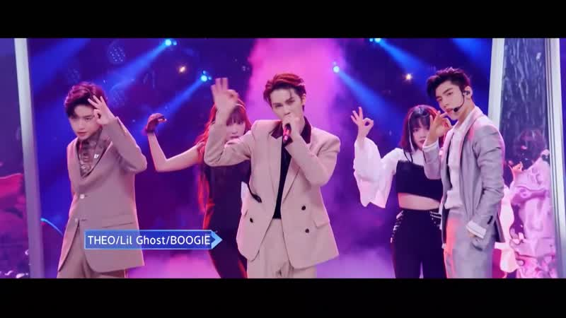 Zhu Zhengting (THEO) Lil Ghost (王琳凱 小鬼) BOOGIE (Wang Zi Yi) group – Its OK [Youth With You Idol Producer 3]