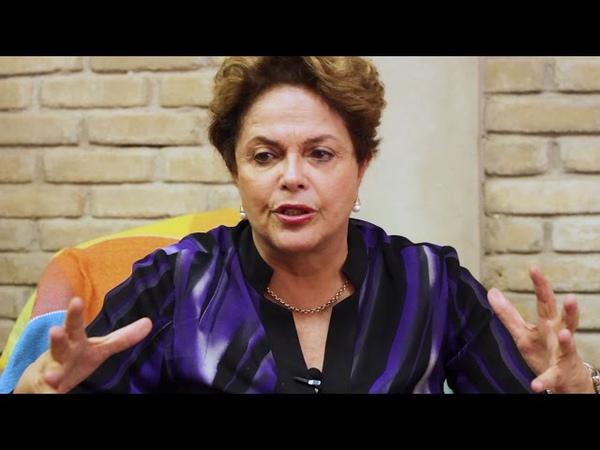 Dilma Rousseff visita a Escola Nacional Florestan Fernandes