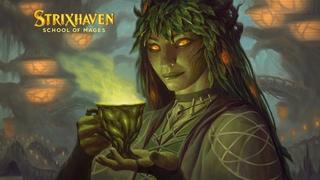 Обзор карт Strixhaven часть седьмая