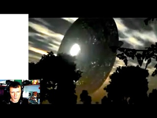 Срочно Супер Огромное НЛО в Диаметре более одного км.