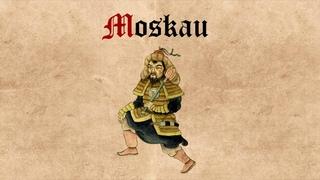 Moskau (Medieval Cover)