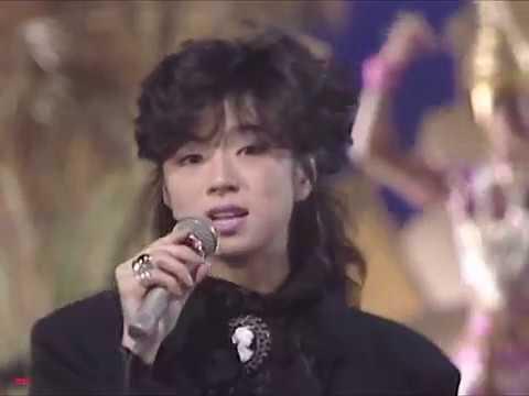 中森明菜 SOLITUDE 1985 11 14