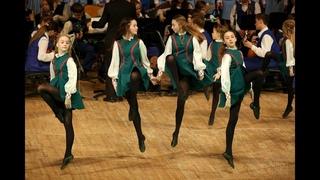 Ирландский танец, Ансамбль Локтева (Irish dance, Loktev Ensemble)