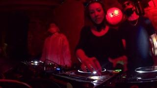 CANDY COX & JIMSKI | CONCRETE BERLIN - HALLOWEEN