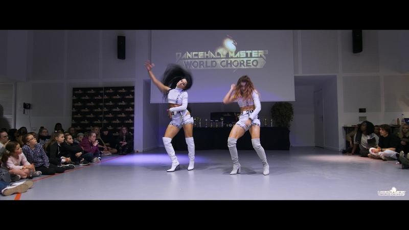 Dancehall Master World 2019 Duo Choreo SOMIQUE DANA
