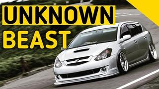 Toyota Caldina GT Turbo 3SGTE - Обзор