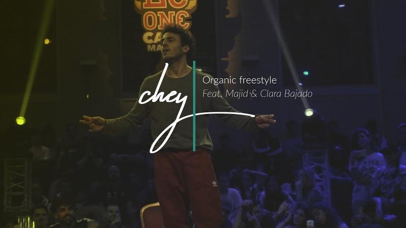 Red Bull BC ONE Chey feat Majid Bajado Organic Freestyle