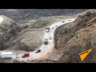 Покидающие Кельбаджар армяне вырубают деревья и увозят с собой в Армению.#АРМЕНИЯ #ЕРЕВАН #БАКУ #КАРАБАХ #АЗЕРБАЙДЖАН 2020 Алиев