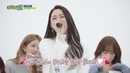[Weekly Idol EP.390] WJSN Yeonjung is in charge of high-pitched positions. Today is the low-pitched