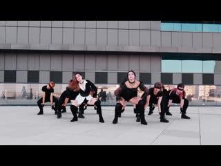 RED VELVET (레드벨벳) - IRENE &  SEULGI MONSTER Dance Cover by CHOS7N