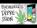 Could Psychedelics Be The Cure For Depression?
