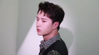 [Official] 210822 Wang Yibo 王一博 - photoshoot bts for Street Dance of China 4 livestream