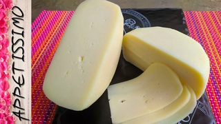 СЫР КАЧОТТА: рецепт + секреты ☆ Как сделать твердый сыр в домашних условиях ☆ Caciotta Cheese recipe