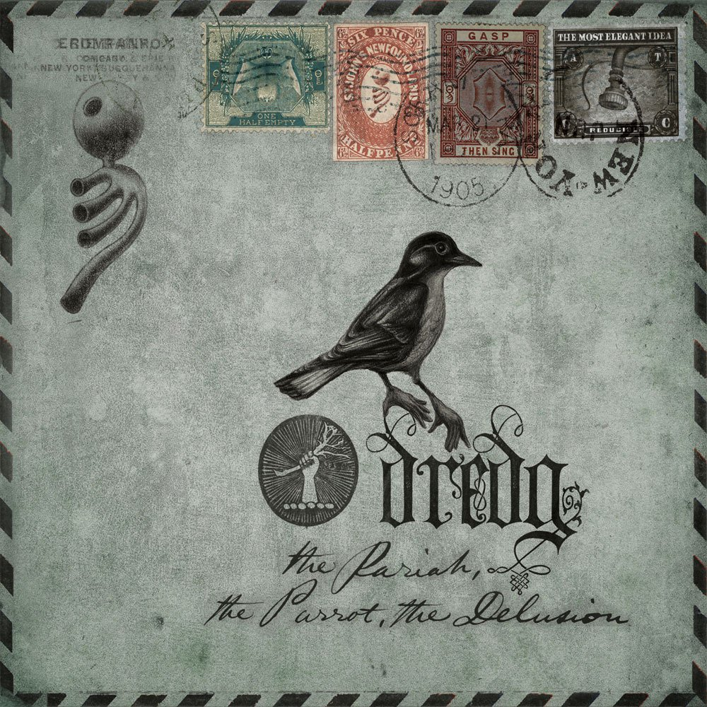 Dredg album The Pariah, The Parrot, The Delusion