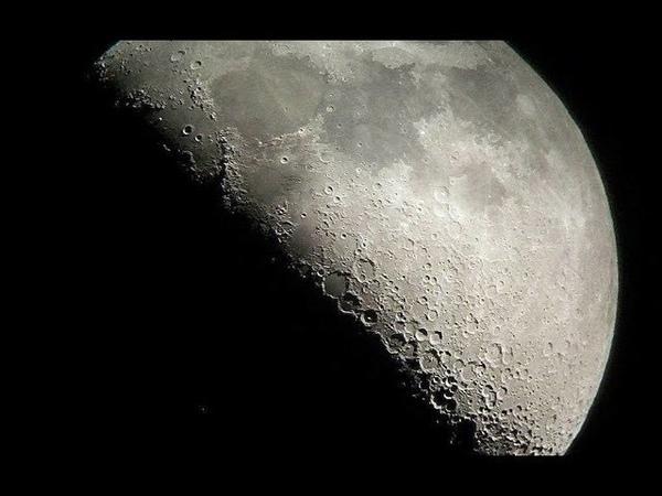 Тайны темной стороны Луны Базы пришельцев и руины древних городов на Луне