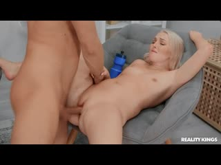 Lovita Fate - Turning Up The Heat For Her Workout [Creampie, Blowjob, Deep Throat]