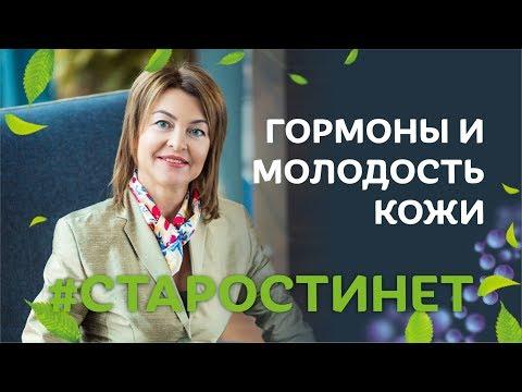 Гормоны и молодость кожи Откровенный разговор между нами девочками Елена Бахтина 18