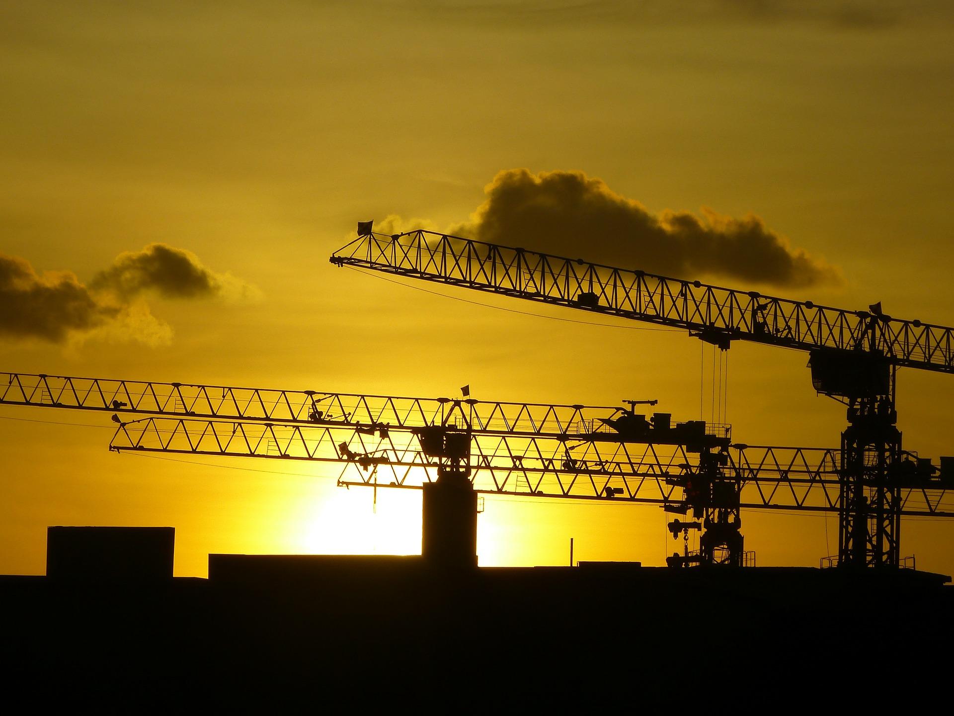Объемы строительства в Беларуси в первом квартале 2020 года
