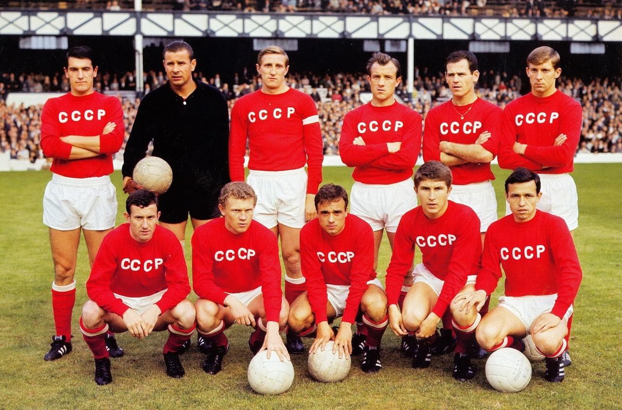 Сборная СССР 1966