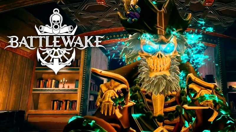 Battlewake Official VR Pirate Combat And PvP Gameplay