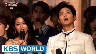 Jeon Inkwon with Jonghyun (SHINee) - Don't Worry, My Dear [2016 KBS Song Festival / ]