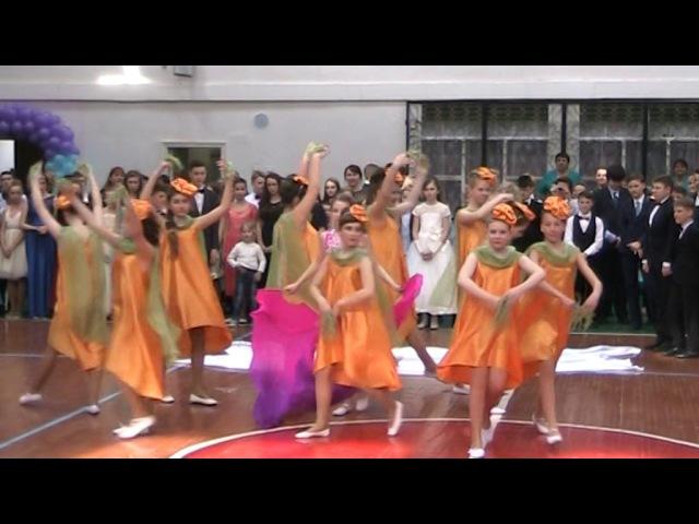 Танець Весна- Постановка хореографа центру ЛОГОС Пахольчак Євгенії