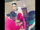 Рейна Мальхотра Reyhna Malhotra прощается с образом Светланы в сериале Сердце говорит Оберой