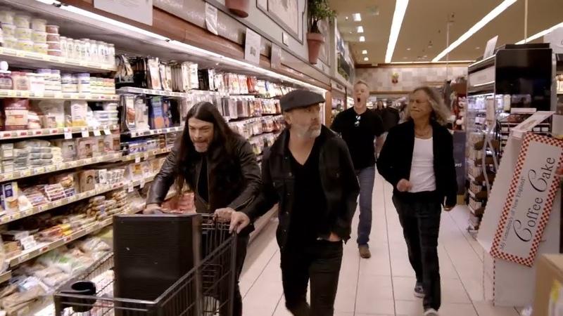 Metallica Very Funny Carpool Karaoke New Long Teaser Version