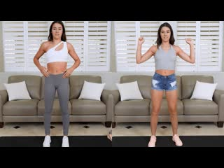 Kylie Rocket - Fit18 - Flexible Amateur Latina Makes Casting Agent Cum Multiple Times ## POV sex porn yoga pants