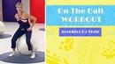 On The Ball Workout   Aerobics Oz Style - Kelly Martinovich