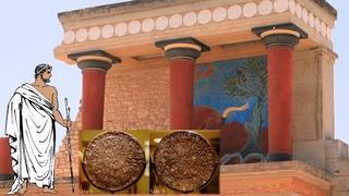 Фестский диск. Неразгаданные тайны археологии