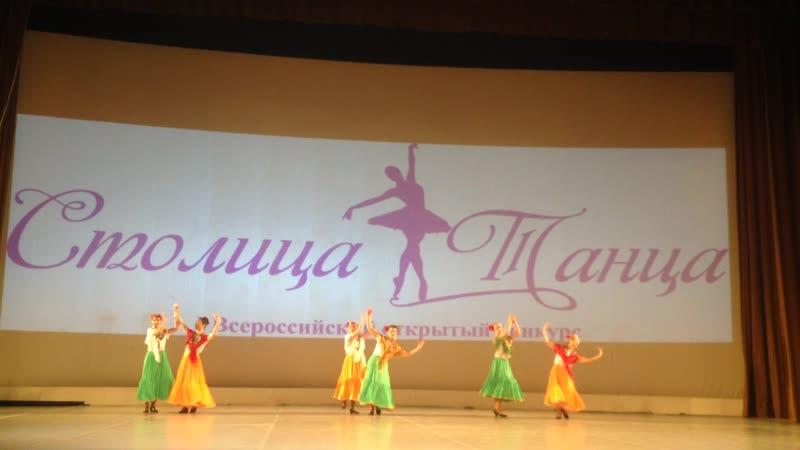 Аргентинский танец Маламбо