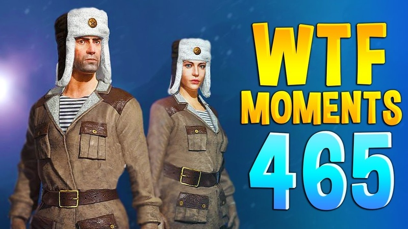 PUBG Daily Funny WTF Moments Highlights Ep 465