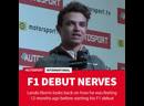 Lando Norris ASI 2020 F1 drivers nerves