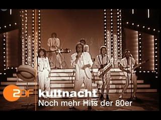 ZDF HD 'Die ZDF Kultnacht  Noch mehr hits der 80er'