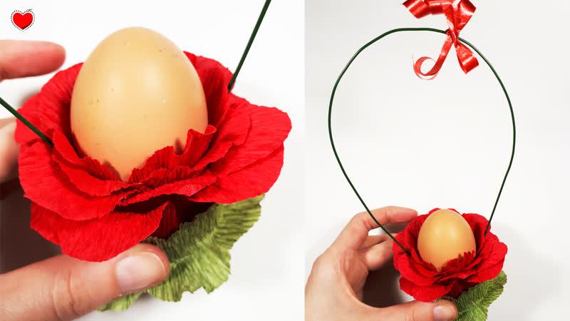 Подставка для ЯЙЦА Поделки на Пасху! ► Egg Stands DIY