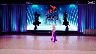 DANCE INTEGRATION 2019 - 500 - Степанова Дарья, СОГДИАНА, Сосногорск