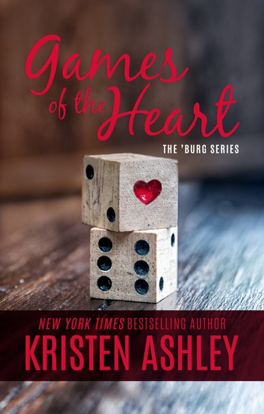 Games of the Heart (The 'Burg #4)